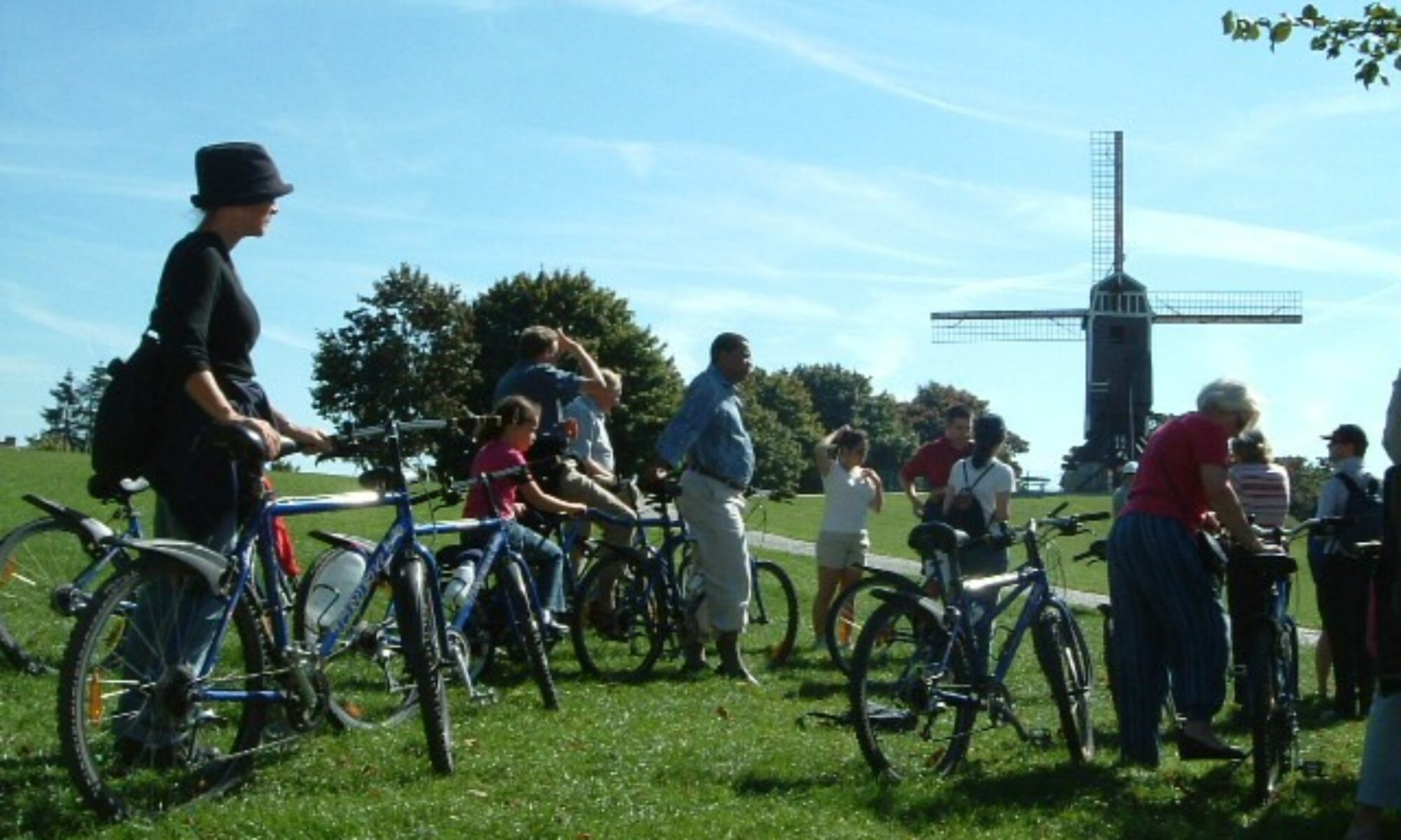 The Pink Bear Bike Tours (Bruges)